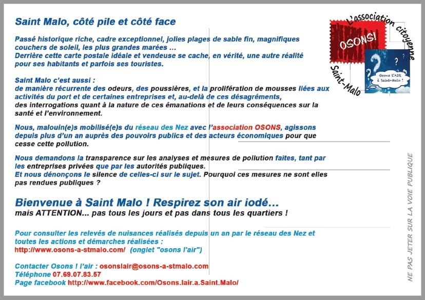 ... de bienvenue à Saint-Malo !