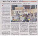 """Une étude en cours, """" d'une envergure inégalée en Bretagne """"…"""