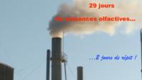 Relevé des nuisances à Saint-Malo – Mars 2018