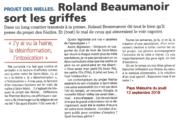 Droit de réponse à R. Beaumanoir