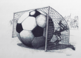 Le football n'est qu'un prétexte :  Saint-Jouan à l'insu de son plein gré